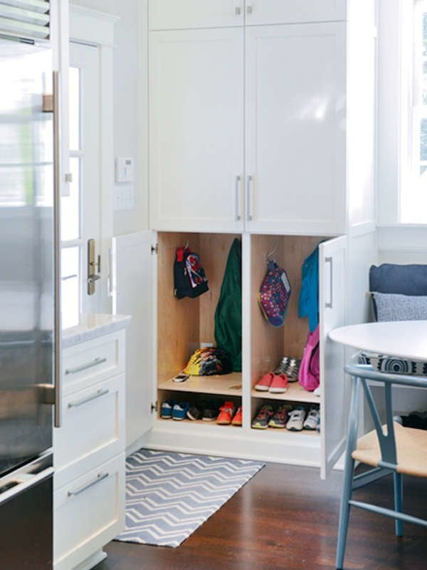 These 14 Ideas Are the Next Best Thing to a Mudroom , Bob Vila