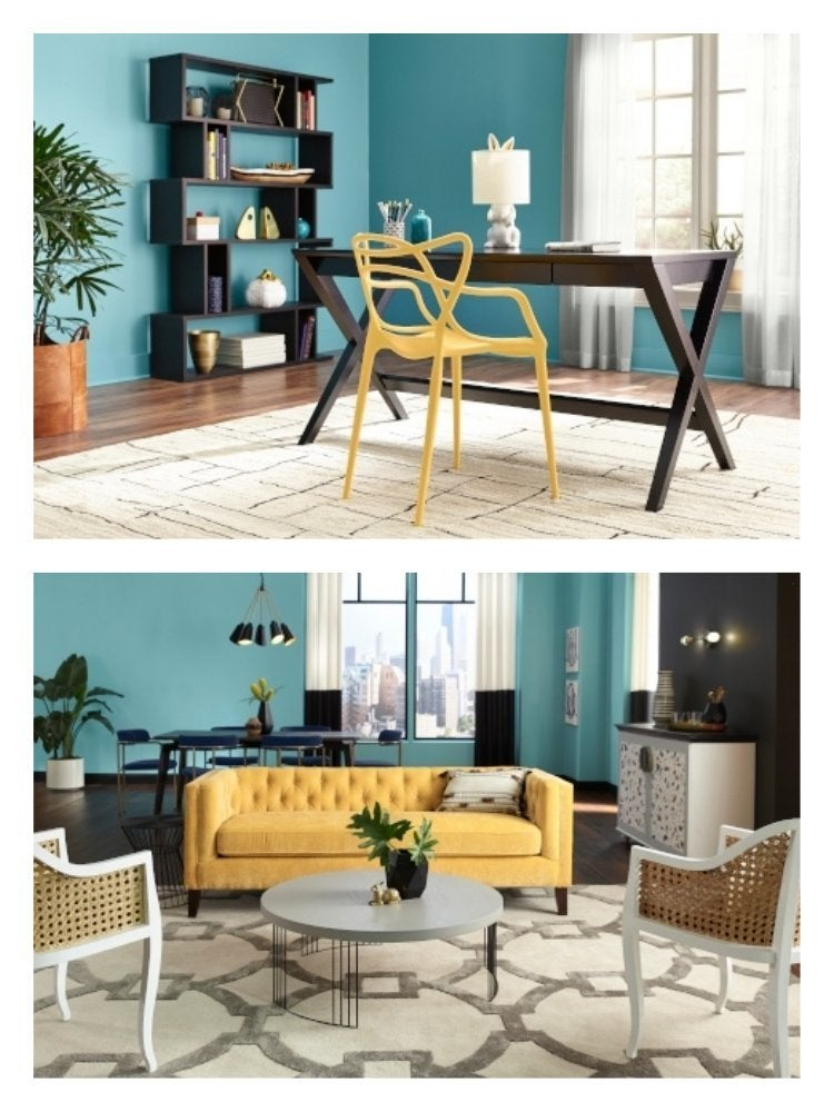 experts say these paint colors will dominate in 2019 bob vila. Black Bedroom Furniture Sets. Home Design Ideas