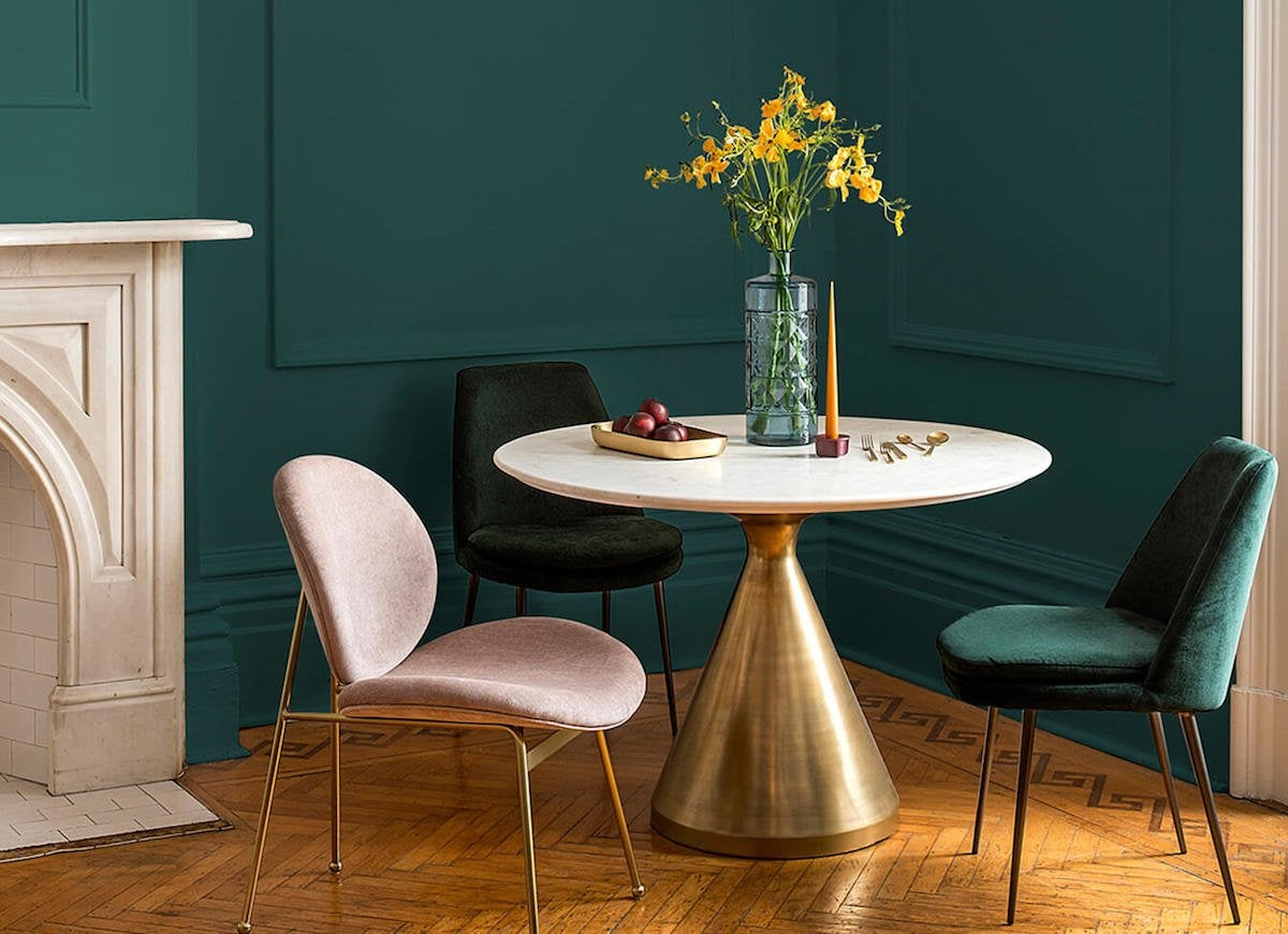 Experts say these paint colors will dominate in 2019 bob - Night watch paint color ...