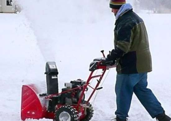 Snow Blower Shopping?