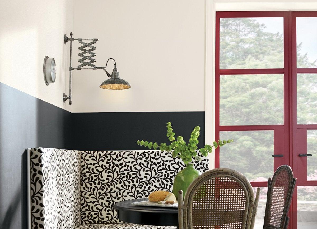 10 once trendy paint colors that still look good today bob vila. Black Bedroom Furniture Sets. Home Design Ideas