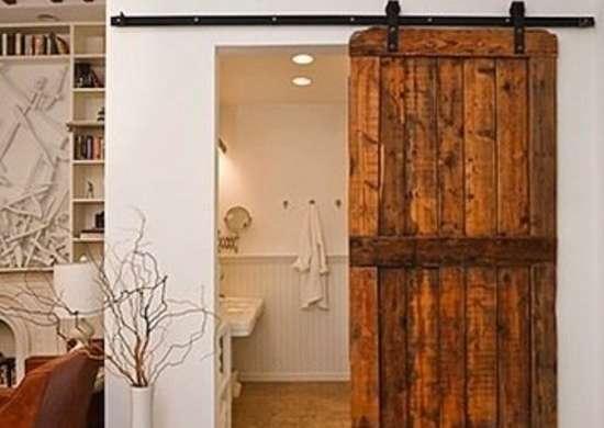 Salvaged Barn Door Ideas