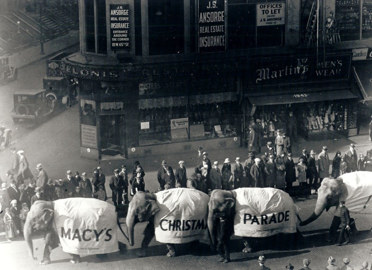 20 Things You Never Knew About the Macy's Thanksgiving Day Parade