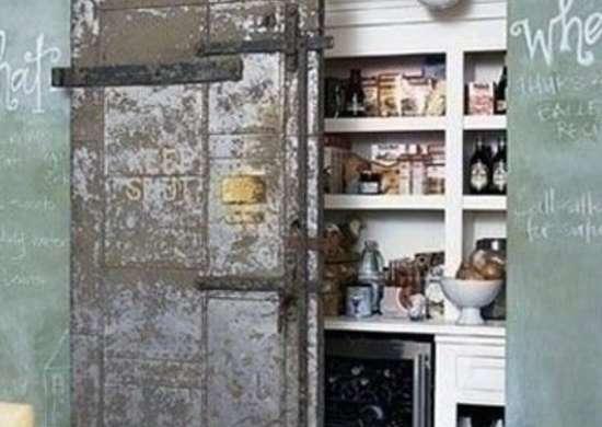 Pantry Barn Door