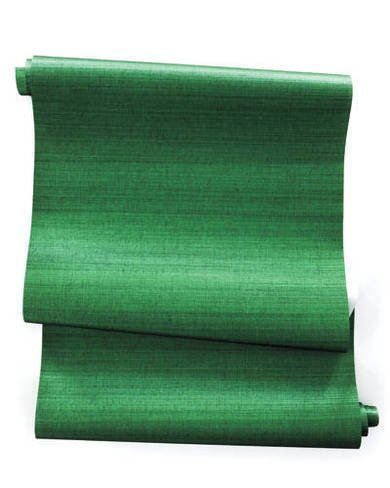 Emeraldglazedabacawallcovering phillipjeffries elledecor geoffreysokolphoto