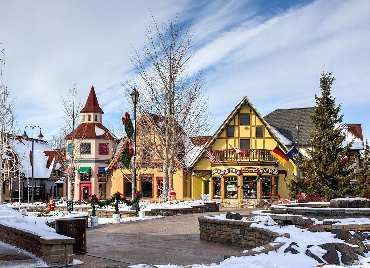 35 Postcard-Perfect Towns to Visit This Holiday Season - Bob Vila