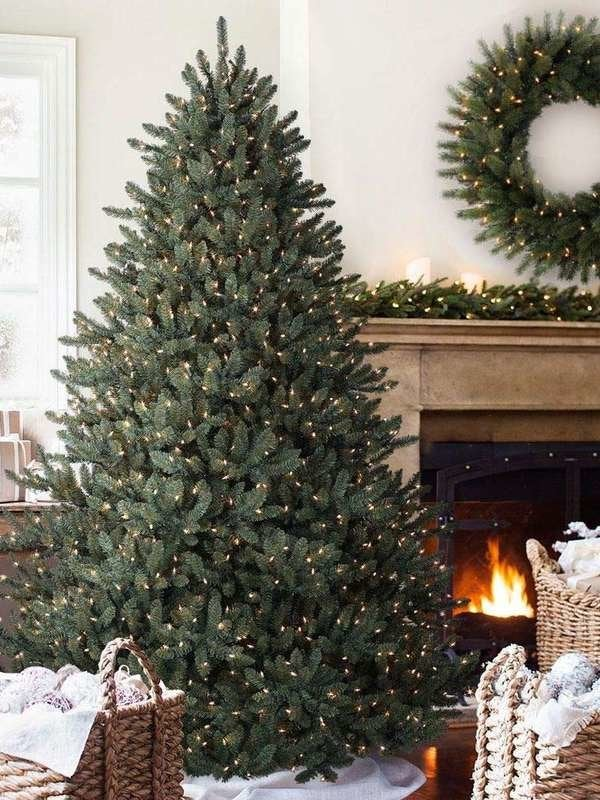Fake Christmas Tree.Best Artificial Christmas Tree 10 Top Choices Bob Vila