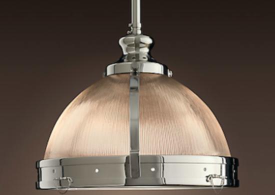 Restorationhardware clemsonpendantlamp