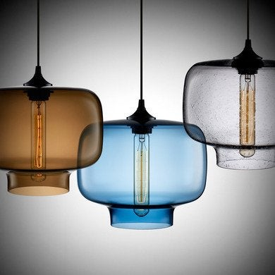 Oculo group modern pendant light