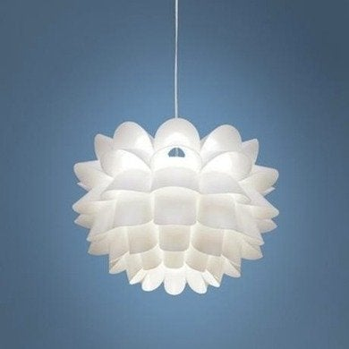 Possinieurowhiteflowerpendantlight lampsplus