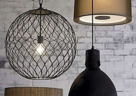 Pendant Lamp Focal Point