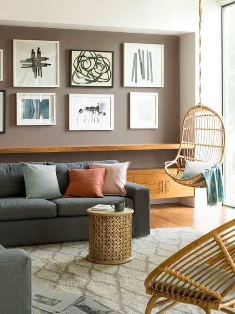 Room Design Paint Colours: 14 Paint Colors That Can Make A Room Feel Instantly Cozy
