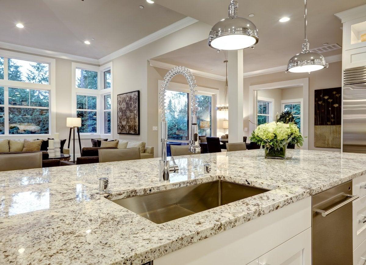 Open Floor Plan Kitchen >> 15 Problems Of Open Floor Plans Bob Vila