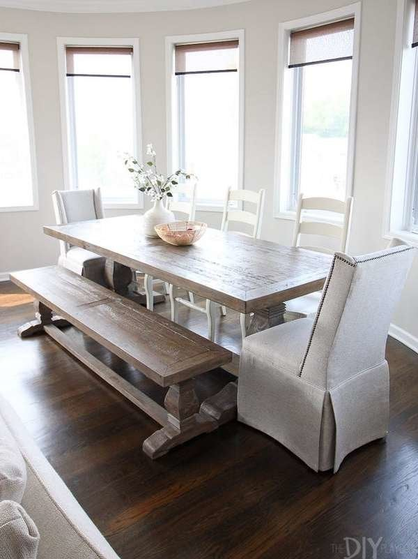 Stupendous 40 Dining Room Decorating Ideas Bob Vila Squirreltailoven Fun Painted Chair Ideas Images Squirreltailovenorg