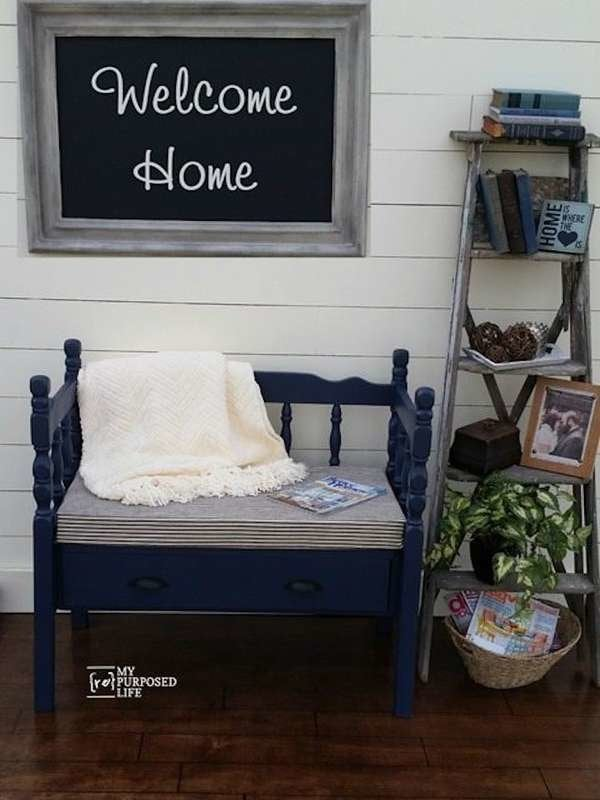 Groovy 20 Diy Storage Benches You Can Make Bob Vila Short Links Chair Design For Home Short Linksinfo