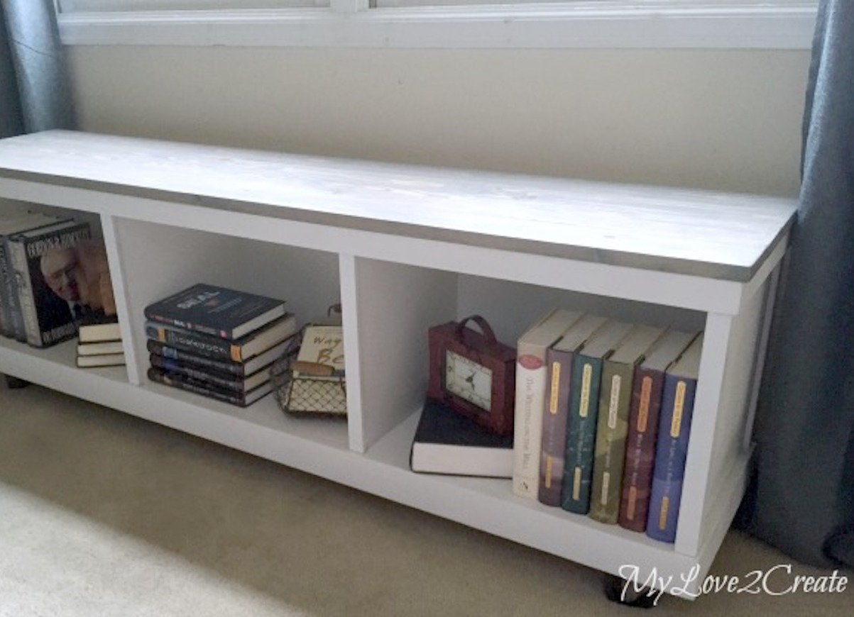 11 DIY Storage Benches You Can Make - Bob Vila
