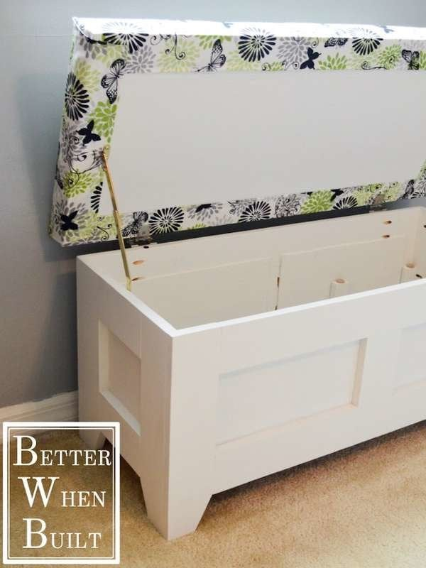 Fantastic 20 Diy Storage Benches You Can Make Bob Vila Gmtry Best Dining Table And Chair Ideas Images Gmtryco