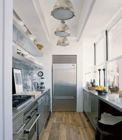 Small Galley Kitchen Storage Ideas galley kitchen design ideas - 16 gorgeous spaces - bob vila