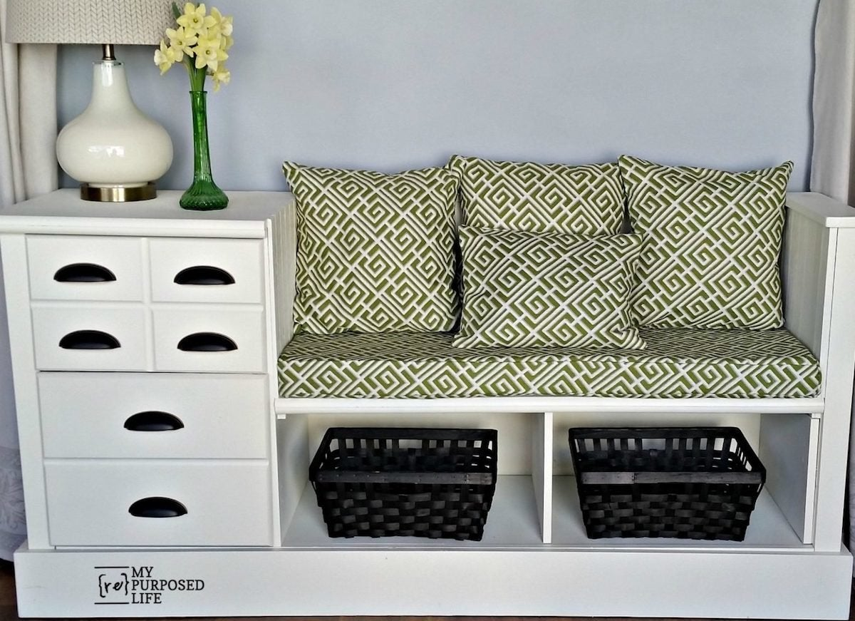 Large Storage Bench For Outdoor And Indoor Space Wardrobe Makeover