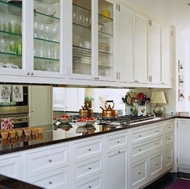 Some Of The Best Galley Kitchen Ideas Borrow From Timeless Hallmarks Of  Interior Design. Here, Taking A Page From The Playbook Of Decorators Past  And ...
