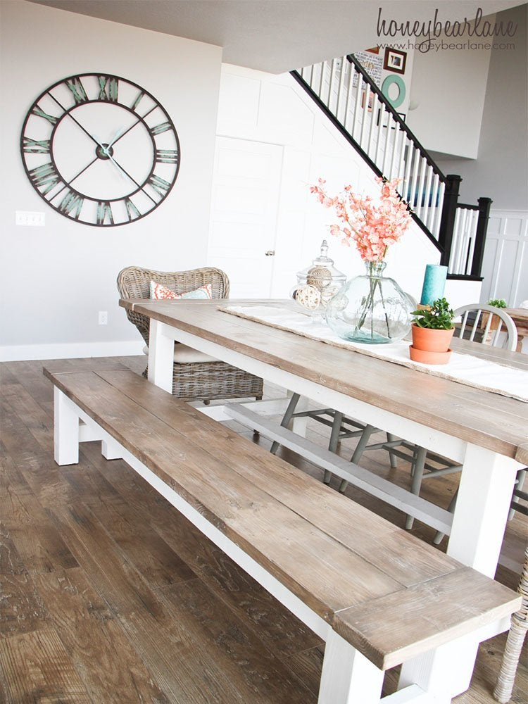 25 DIY Dining Tables - Bob Vila