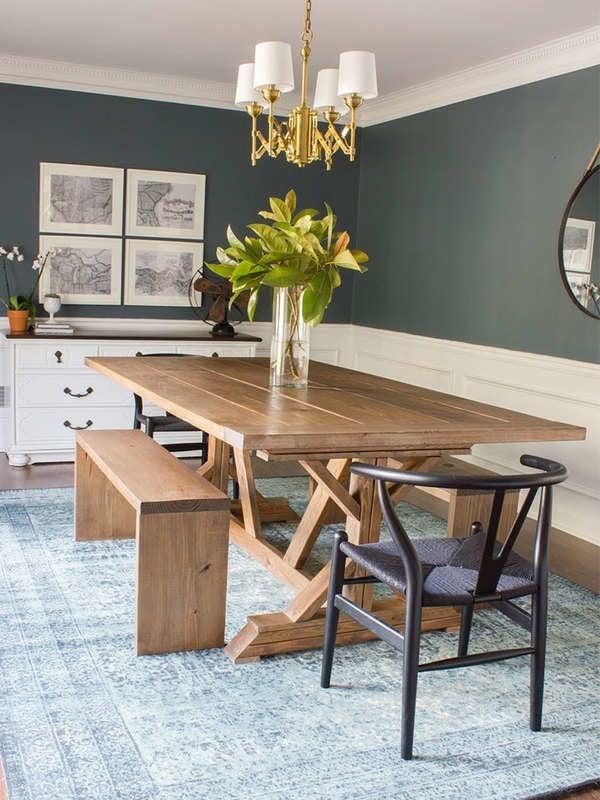 25 DIY Dining Tables - Bob Vila