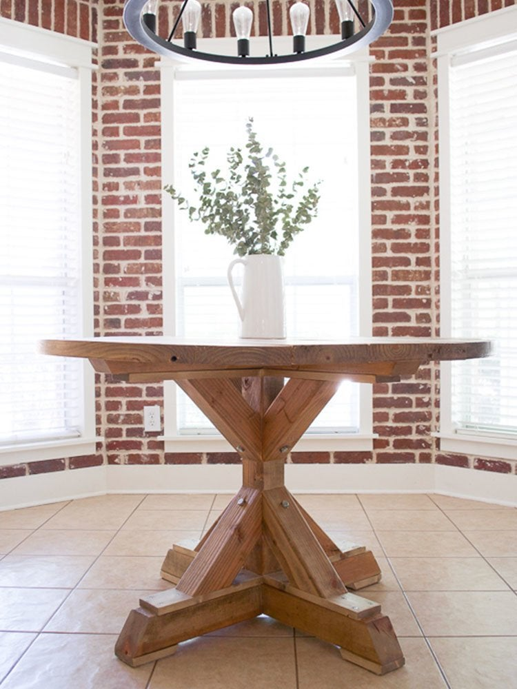 25 Diy Dining Tables Bob Vila