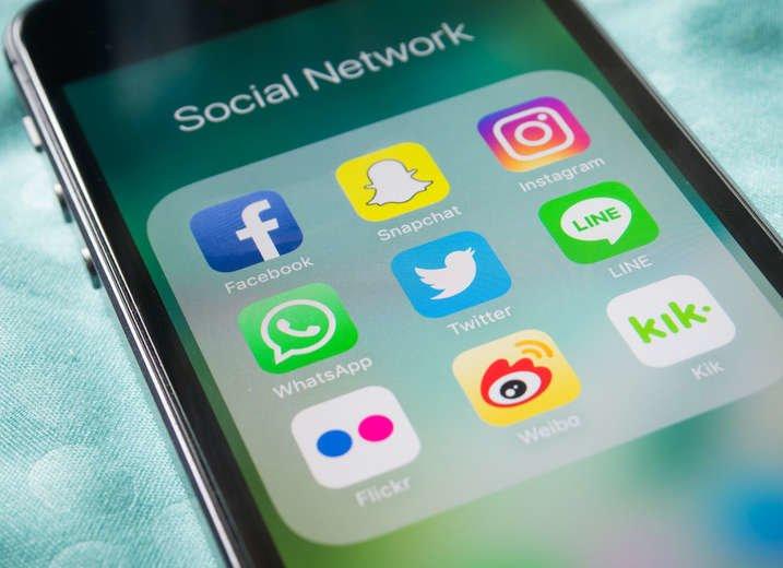 Social network applications