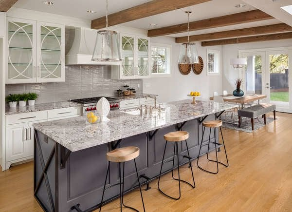 Replace Kitchen Countertop - Winter Renovations - 10 Parts ...