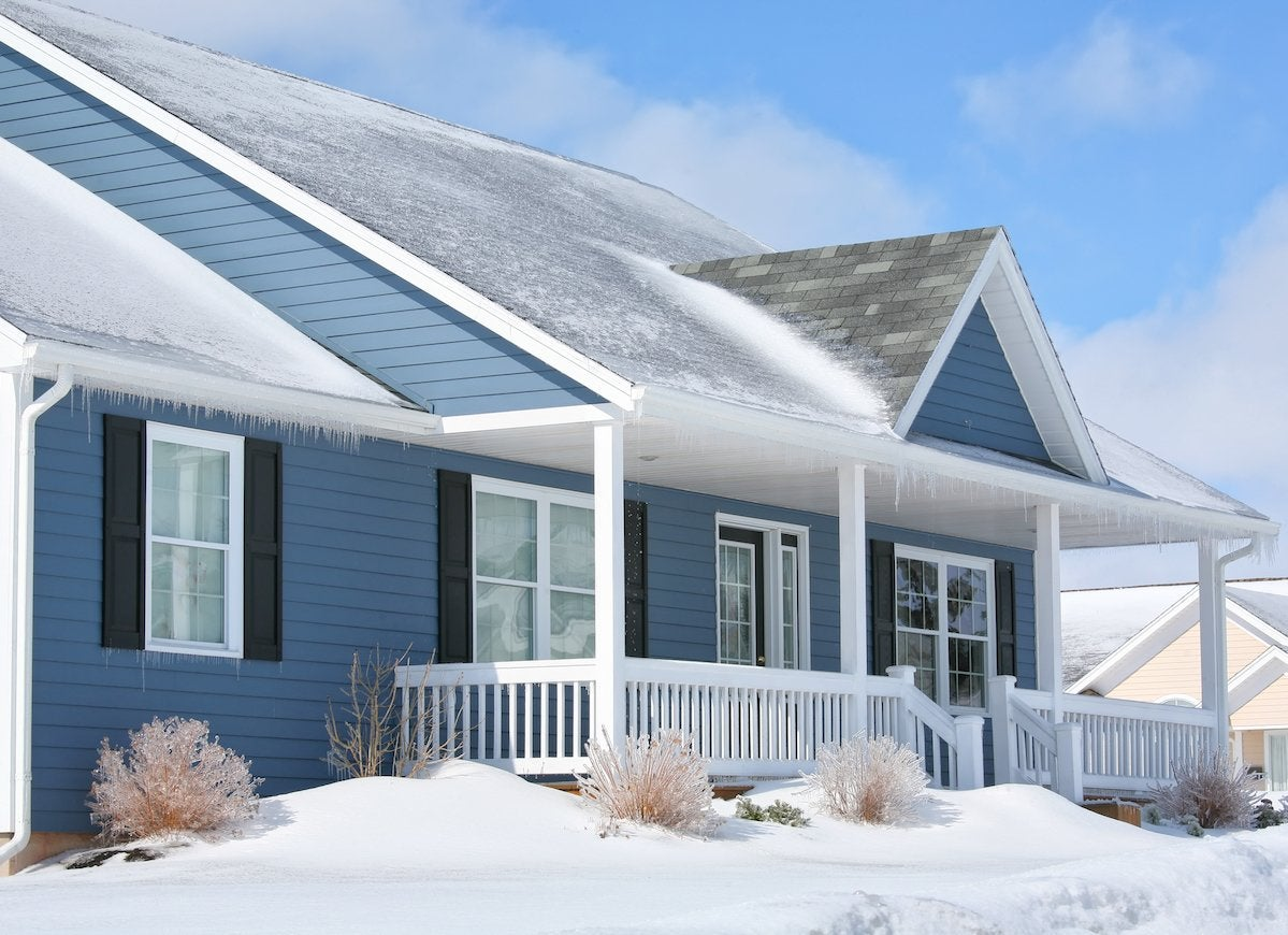 9 Parts Of Your Home To Check For Winter Weather Damage
