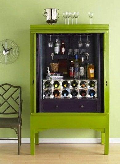 Armoire-bar