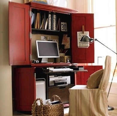 Armoire-home-office