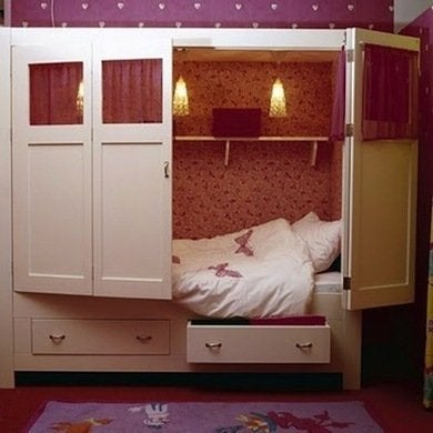Sleep armoire