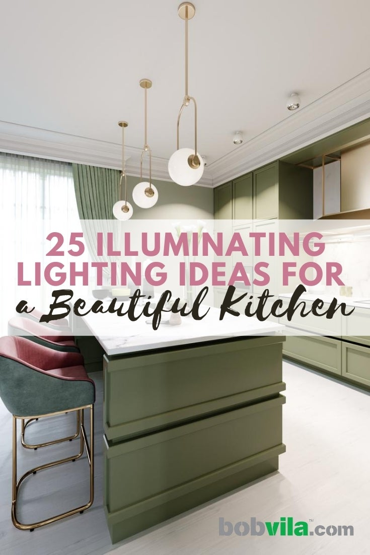 Kitchen Lighting Ideas 25 Lighting Ideas For The Kitchen Bob Vila