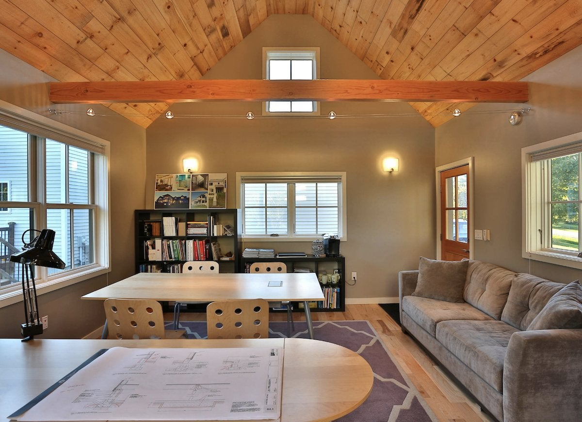 11 Breathtaking Ideas for a Wood Ceiling