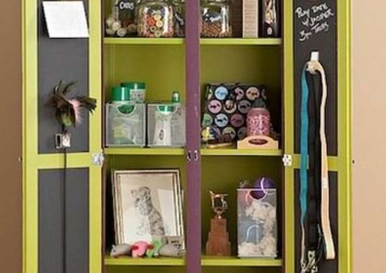 DIY Pet Cupboard