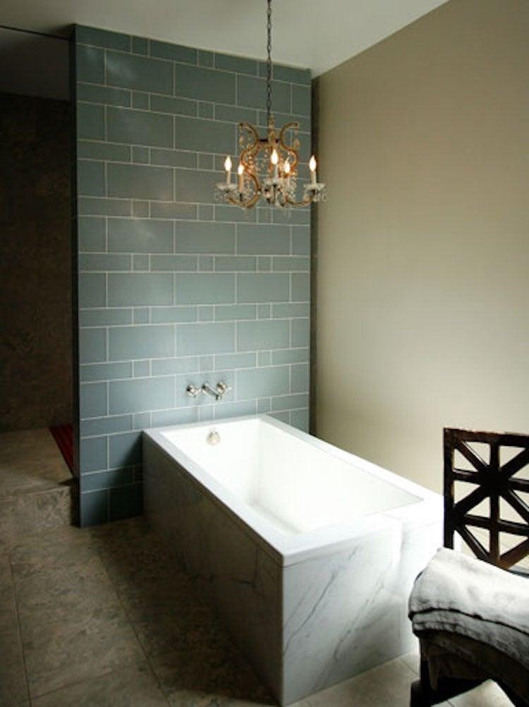 10 Shower Tile Ideas that Make a Splash - Bob Vila on Small:j8V-Fokdwly= Bathroom Renovation Ideas  id=51152