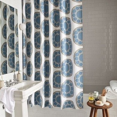 Modern shower curtains houzz