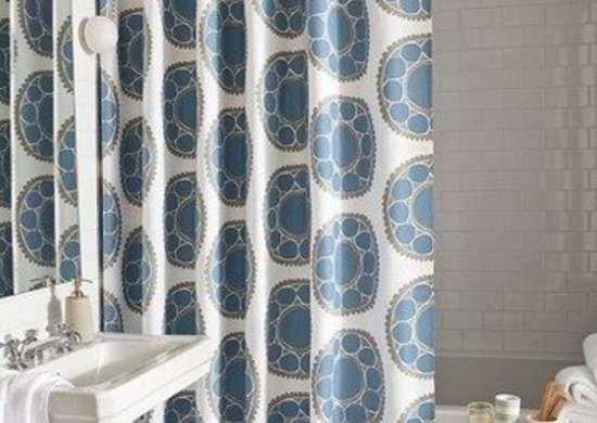 Modern-shower-curtains-houzz