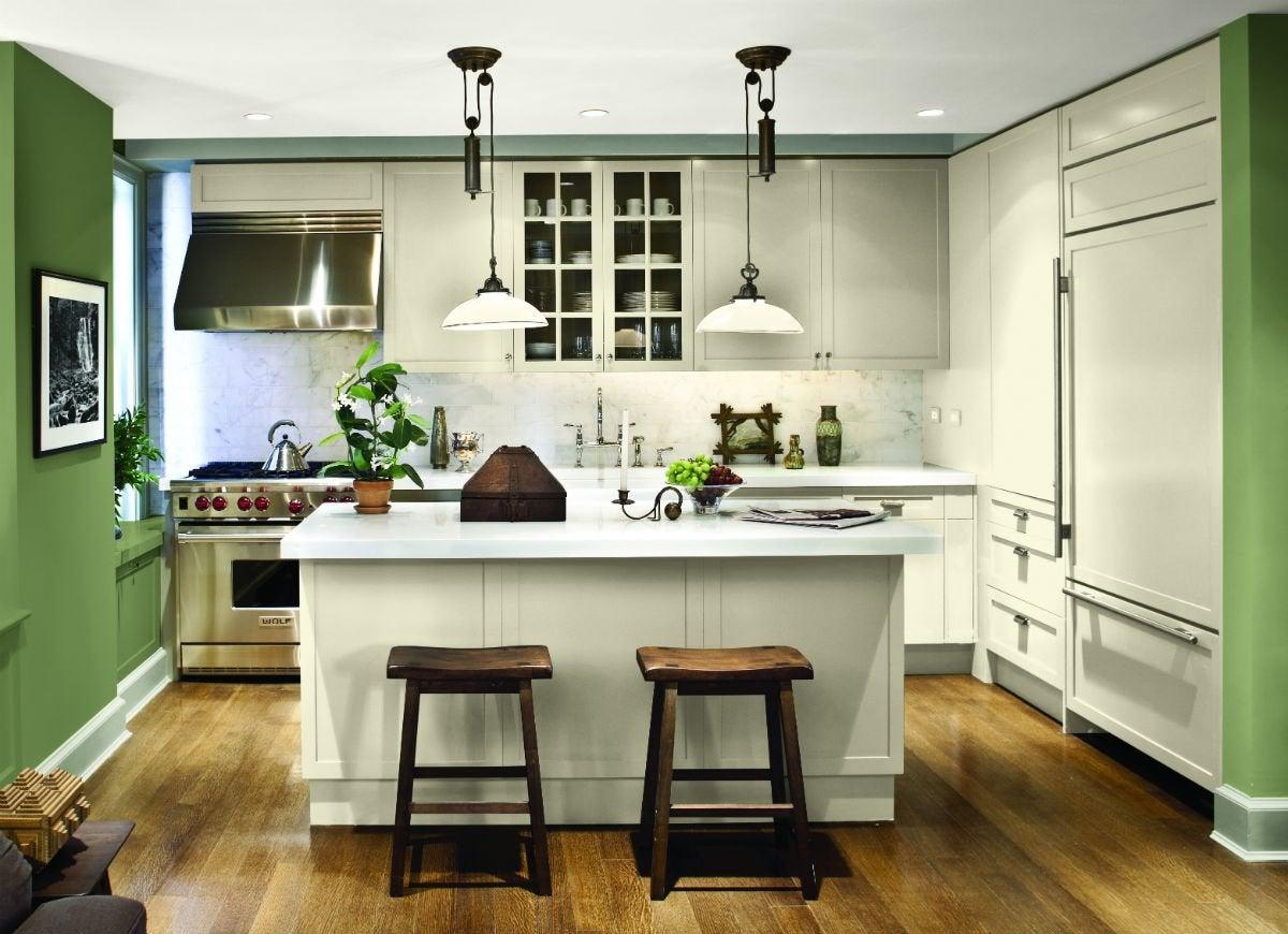 14 Kitchen Cabinet Colors That Feel Fresh | Bob Vila - Bob ...