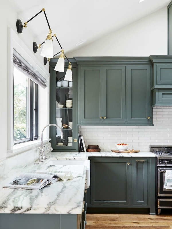 14 Kitchen Cabinet Colors That Feel Fresh Bob Vila Bob