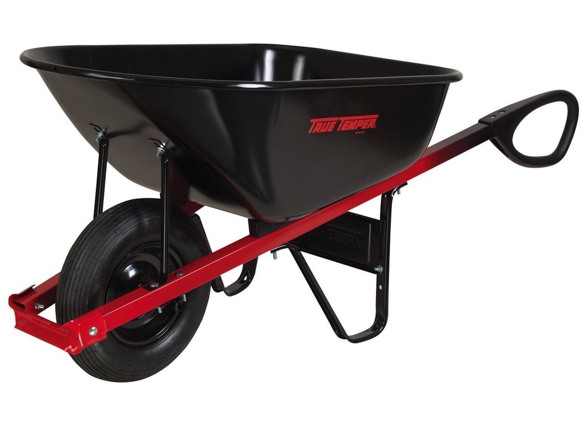 Best steel wheelbarrow