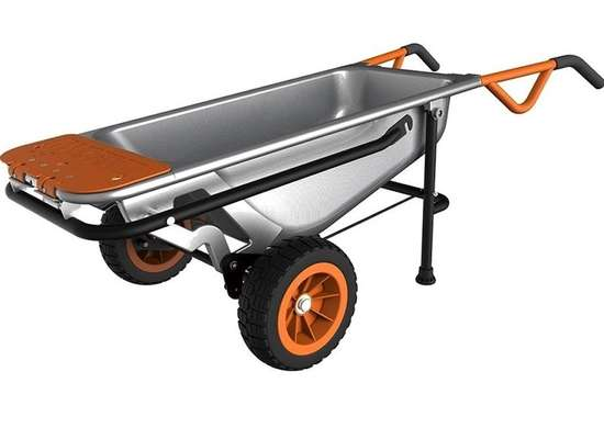 Wheelbarrow Dolly