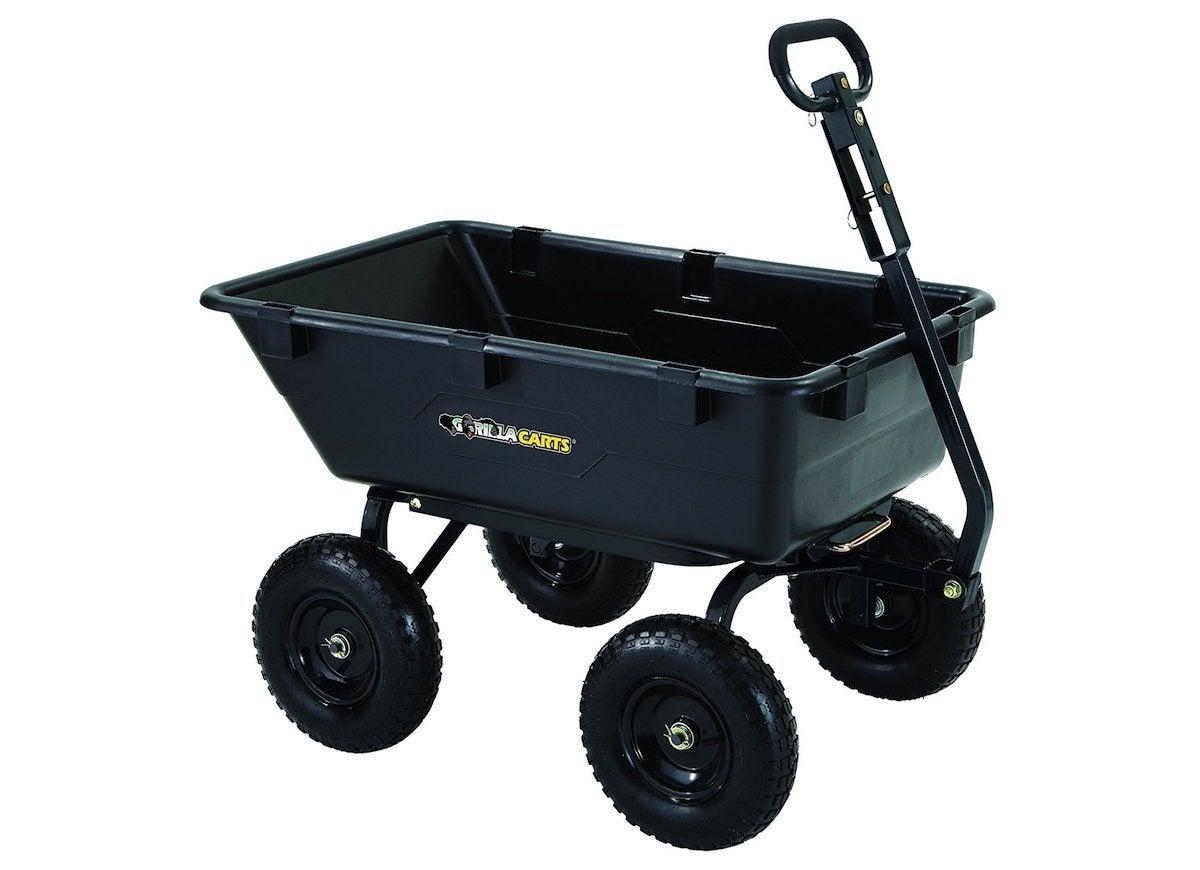 Best utility garden cart