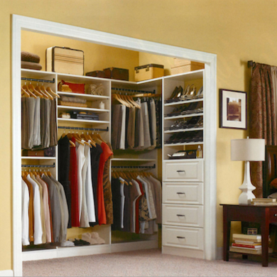 Rubbermaid customclosets