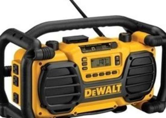 Dewalt DC012 Work Site Radio