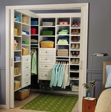 Easycloset storage organization