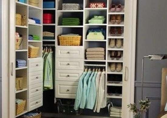 Easycloset storage organization
