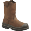 "Crawford Wolverine All Weather Steel Toe 10"" Wellington"