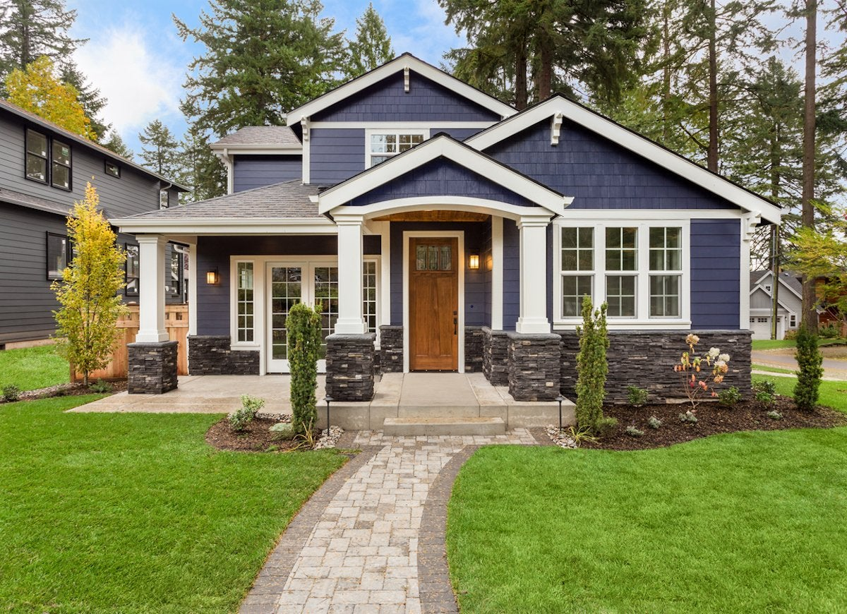 fascinating Exterior House Paint Ideas Pictures Part - 2: Thereu0027s nothing like paint to transform the look of your homeu0027s exterior,  but since thereu0027s no shortage of shades from which to choose, ...
